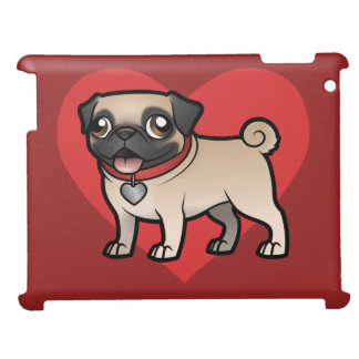 Cartoonize My Pet iPad Cases