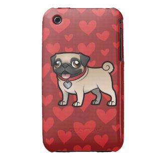 Cartoonize My Pet iPhone 3 Case