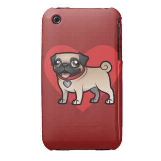 Cartoonize My Pet iPhone 3 Case-Mate Cases