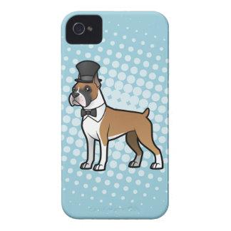 Cartoonize My Pet iPhone 4 Case