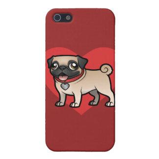 Cartoonize My Pet iPhone 5/5S Case