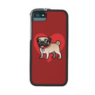 Cartoonize My Pet iPhone 5/5S Cover