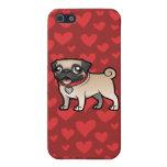 Cartoonize My Pet iPhone SE/5/5s Case