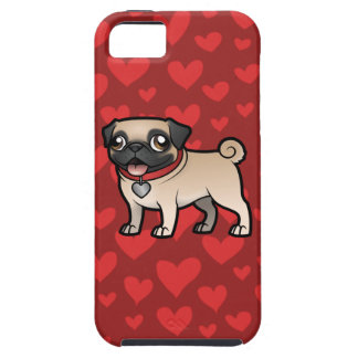 Cartoonize My Pet iPhone SE/5/5s Case