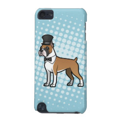 Case-Mate Barely There 5th Generation iPod Touch Case with Boxer Phone Cases design
