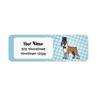 Cartoonize My Pet Label