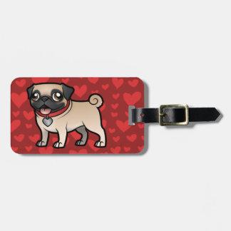 Cartoonize My Pet Luggage Tags