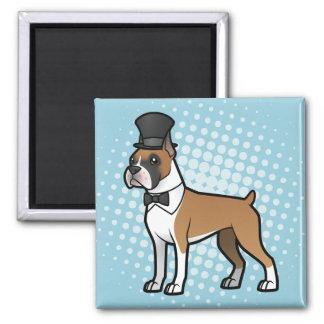 Cartoonize My Pet Refrigerator Magnets
