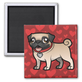 Cartoonize My Pet Magnet