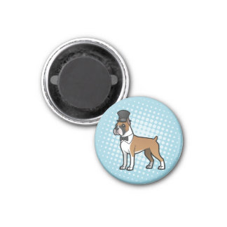 Cartoonize My Pet Magnets