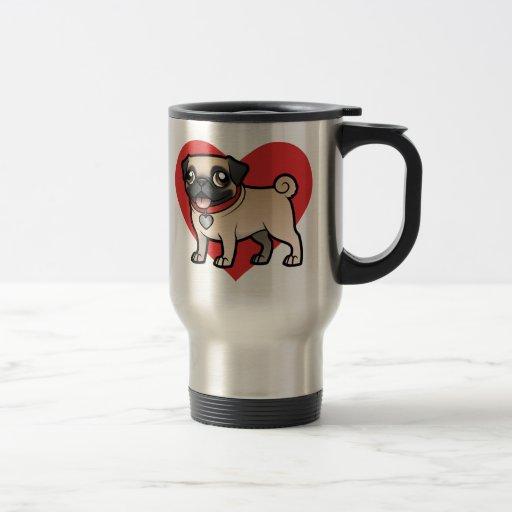 Cartoonize My Pet Coffee Mug
