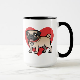 Cartoonize My Pet Mug