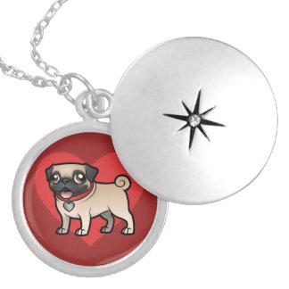 Cartoonize My Pet Necklaces