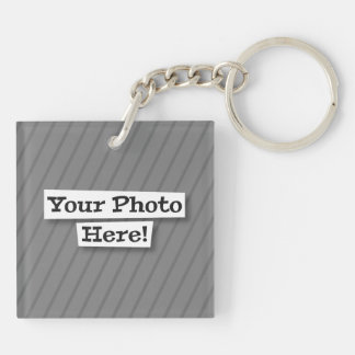 Cartoonize My Pet & Photo Keychain
