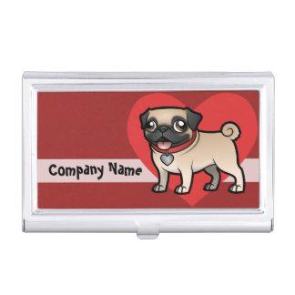 Cartoonize My Pet Case For Business Cards