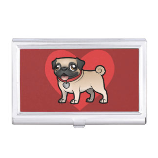 Cartoonize My Pet Business Card Holder