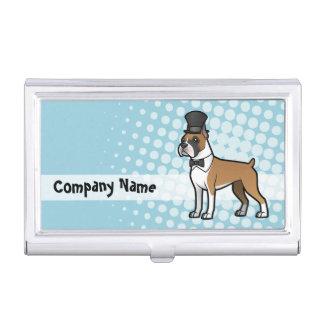 Cartoonize My Pet Business Card Cases