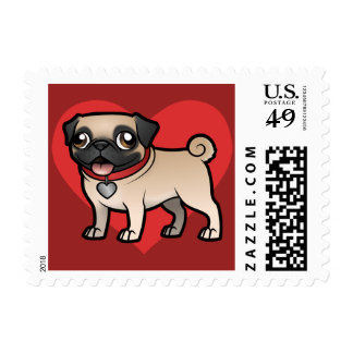Cartoonize My Pet Postage