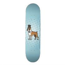 Cartoonize My Pet Skateboard Deck