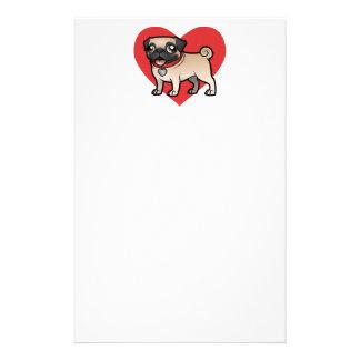 Cartoonize My Pet Stationery