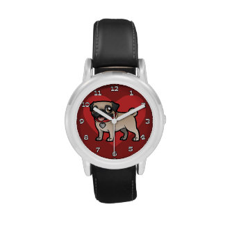 Cartoonize My Pet Wristwatch
