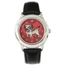Cartoonize My Pet Wrist Watch