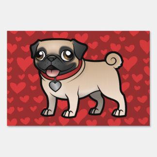 Cartoonize My Pet Sign