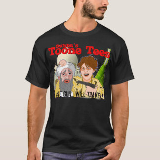 CARTOONS / BUBBAS TOONES TEES / ALASKAN CARTOONIST