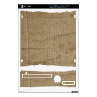 Cartulina de Brown Skins Para elXbox 360 S