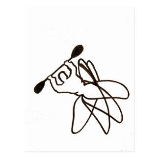Cartwheel de 1082 kajaks tarjetas postales