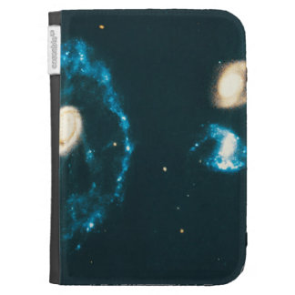 Cartwheel Galaxy Cases For Kindle