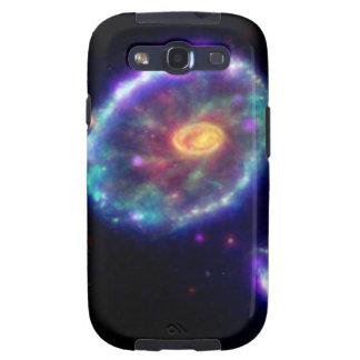 Cartwheel Galaxy Galaxy SIII Cases