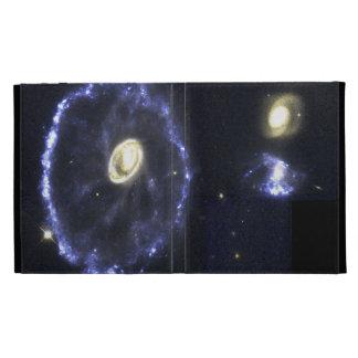 Cartwheel Galaxy iPad Case