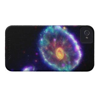 Cartwheel Galaxy iPhone 4 Cover