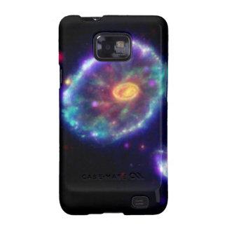 Cartwheel Galaxy Galaxy SII Cover