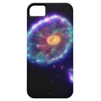 Cartwheel Galaxy iPhone 5 Covers