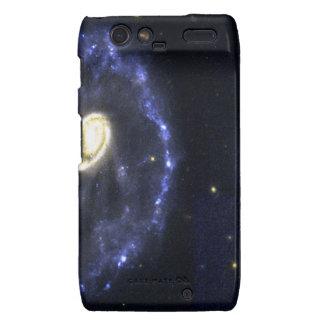 Cartwheel Galaxy Motorola Droid RAZR Cover
