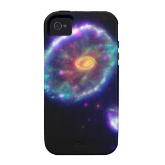 Cartwheel Galaxy Vibe iPhone 4 Cover