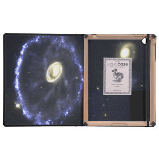 Cartwheel Galaxy iPad Covers