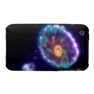 Cartwheel Galaxy iPhone 3 Case