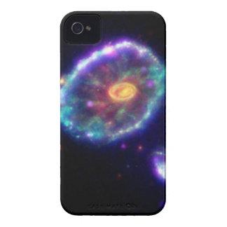 Cartwheel Galaxy iPhone 4 Case-Mate Case