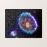 Cartwheel Galaxy Jigsaw Puzzles