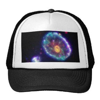 Cartwheel Galaxy Trucker Hat
