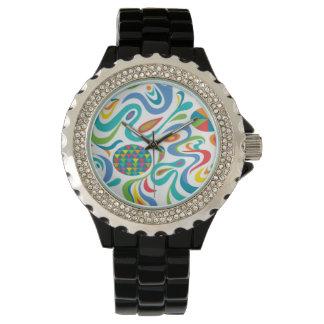 Cartwheel Reloj
