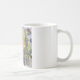 Cartwheels by Bryce & Mary Coffee Mug