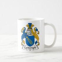 Cartwright Family Crest Mug
