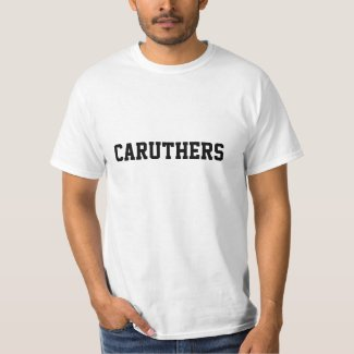 Caruthers T-Shirt