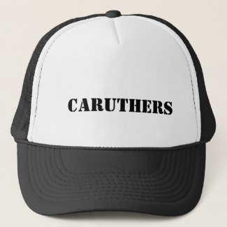 Caruthers Trucker Hat