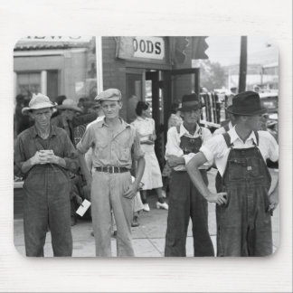 Caruthersville Farmers, 1938 Mouse Pad