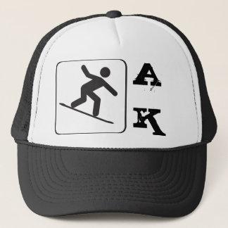 CARVE AK hat